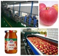 Apple processing line