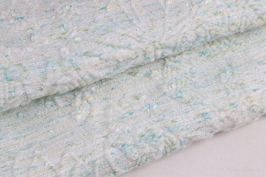 武汉外套提花梭织女装锦纶面料供应F06262 1
