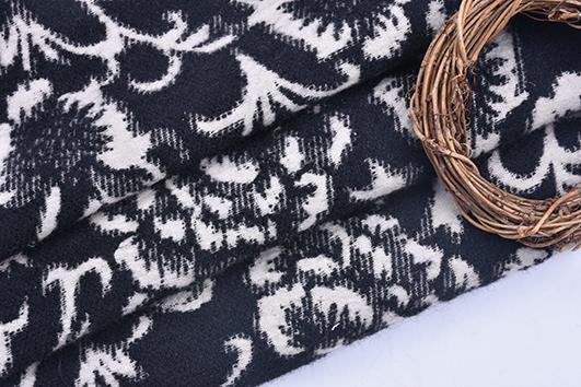 武汉布纺厂家供应羊毛面料F06293 3
