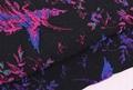 武漢色織花朵提花中高端潮流面料