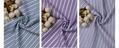 襄阳潮流时尚精品条纹提花服饰面
