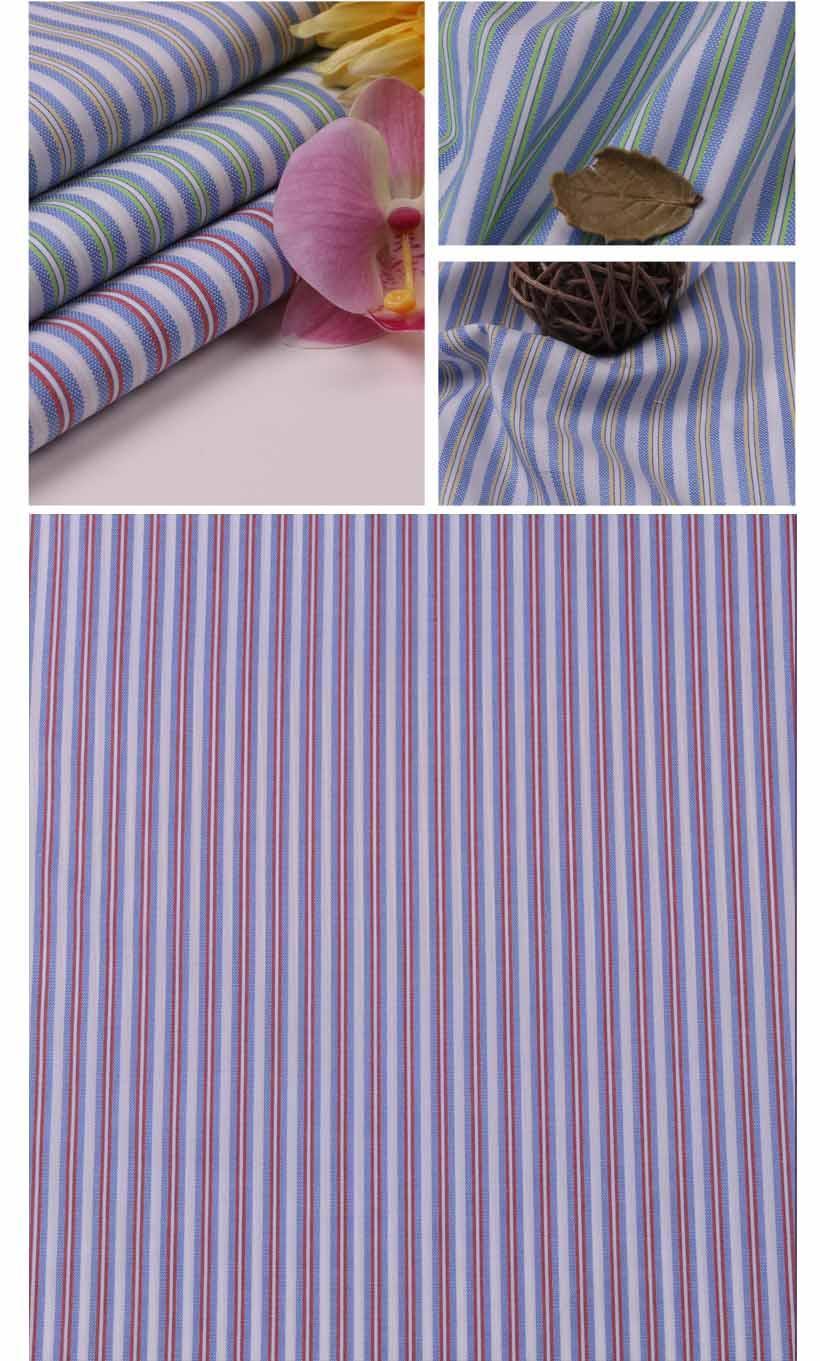 襄陽潮流時尚精品條紋提花服飾面料60929-45供應 2