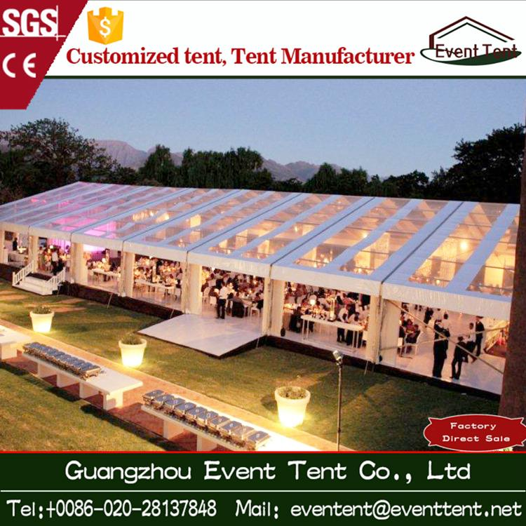 200 people canopy Big tent event tents for events small event transparent tent 1