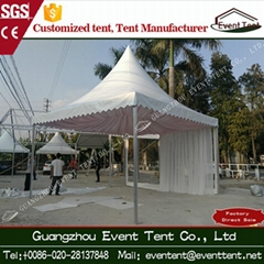 Hot sale outdoor party canopy tent pagoda event tent