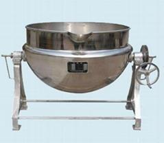 醬料餡料夾層鍋