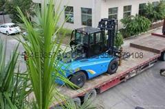 华南重工HNF型系列重型12吨叉车