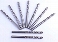 HIGH QUALITY DIN 338 FULLY GROUND HSS 4341 DRILL BITS WHITE FINISHED 2
