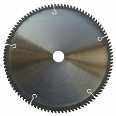TCT Saw Blades For Cutting Aluminium -
