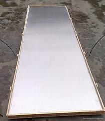 Nickel titanium alloy sheet