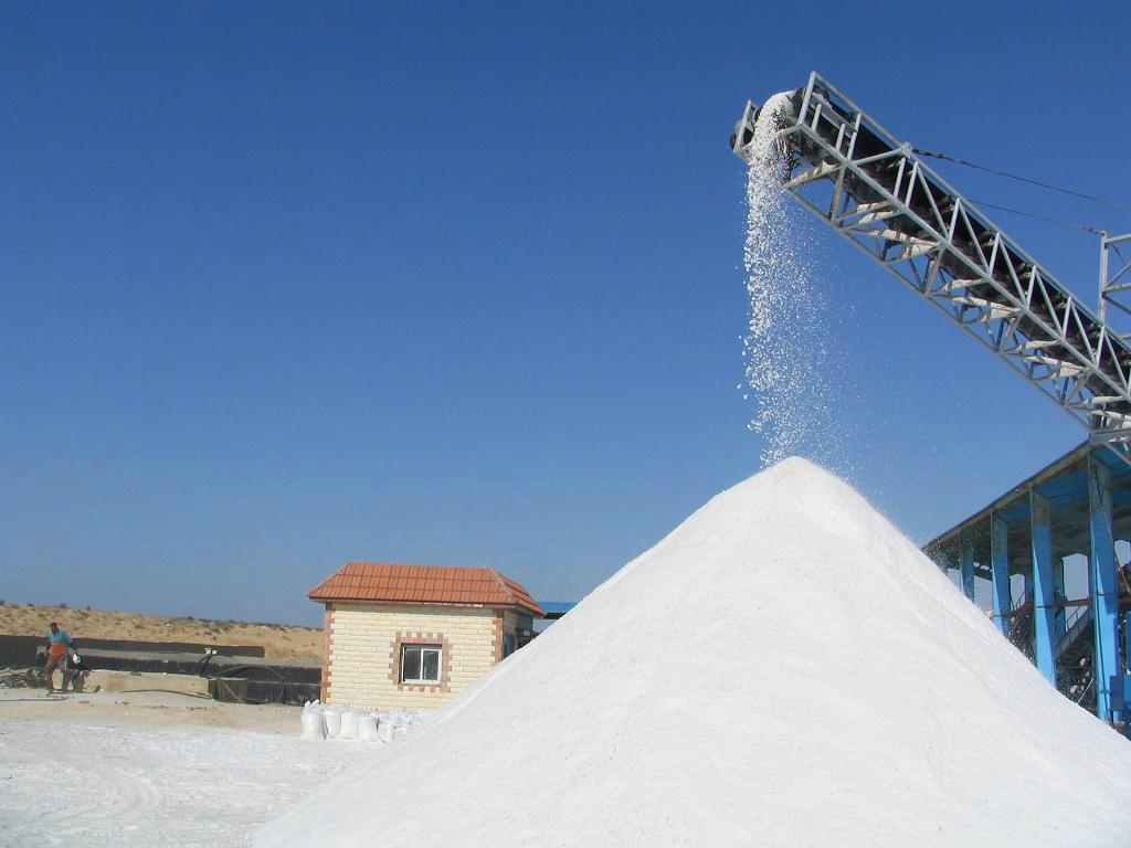 Raw Sea Salt - Food grade and Deicing Ssalt 3