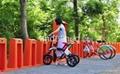 易步智能电动折叠自行车X1 5