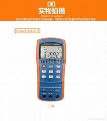 同惠lcr數字電橋TH2822