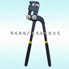 安庆市新创不锈钢打孔钳