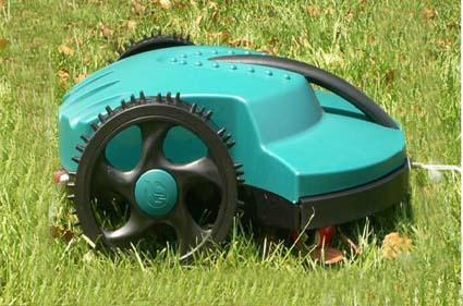 Robotic Lawn Care Mowing System Robot Lawn Mower 1