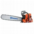 "H_u_s_q_v_a_r_n_a 395 XP Chainsaw 36"" Professional Logger - 94cc Engine 1"