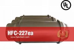 UL Listed HFC227ea
