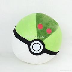 OEM service available pokemon plush ball