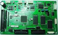 Electronic Piano Board