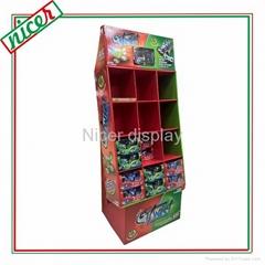 RC Car Toys Cardboard Sh