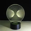 Wholesale Amazing 3d Illusion Light Lamp 3d Mini LED Light Night Decorative  5