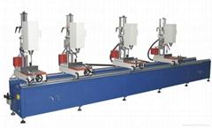 Aluminum Profile Multi Spindle Drilling