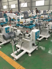 aluminium copy router machine for lock hole drilling milling