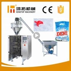 washing powder detergent filling packing machine