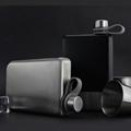 Promotion hip flask printing adventure