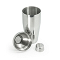 Stainless steel cocktail shaker 250ml