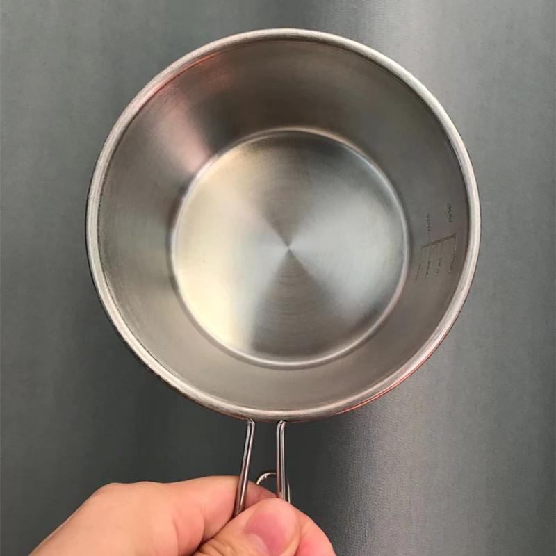 400ml camping mugs with handles 2