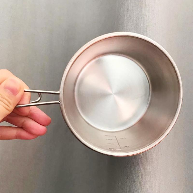 400ml camping mugs with handles 3