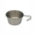 400ml camping mugs with handles 5