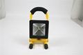 夜垂釣魚燈可配三角架露營車載應急手提氾光燈便攜led充電投光燈 1