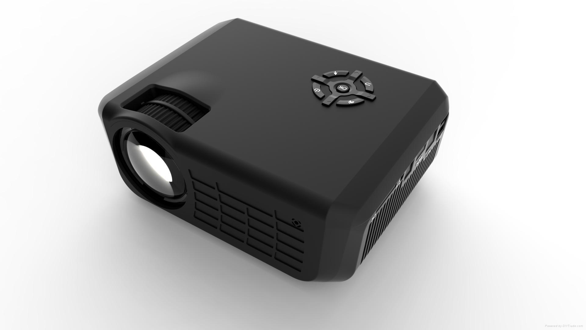 液晶投影機 2