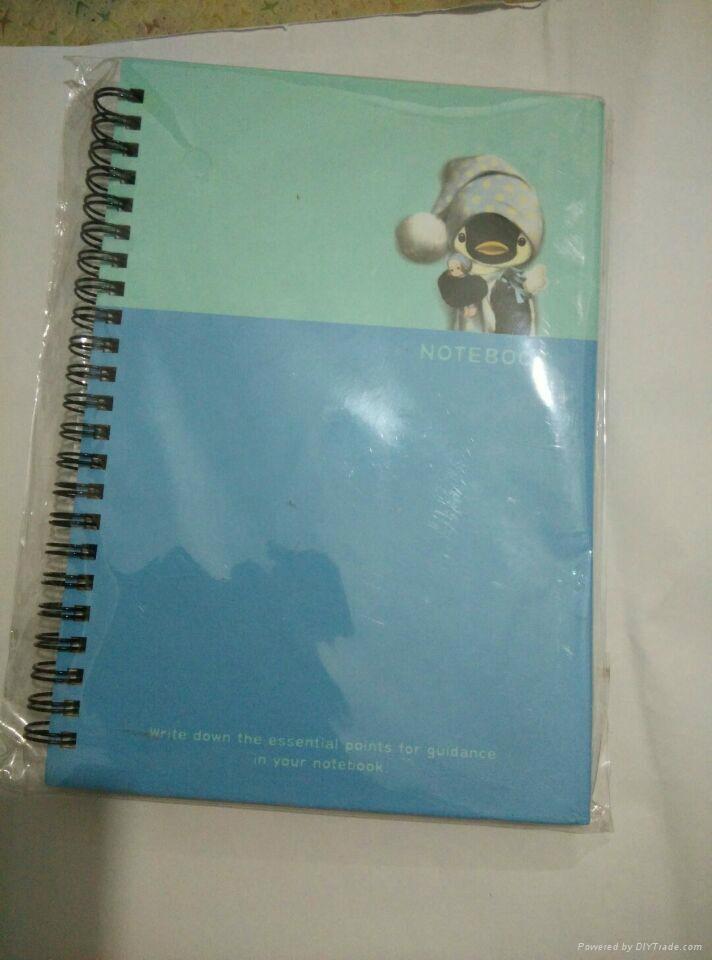Sprial notebook 1