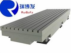 发动机试验平台铁地板专业生产厂家