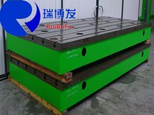 铸铁机床工作台专业生产厂家 1