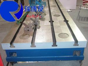 铸铁机床工作台专业生产厂家 2