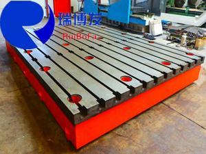 铸铁机床工作台专业生产厂家 3