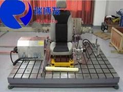 汽车零部件试验平台铁地板专业生产厂家