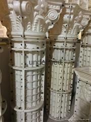 安徽老王优质罗马柱模具厂