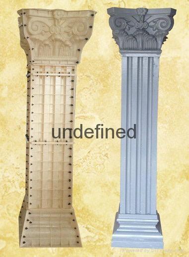 優質老王羅馬柱模具 1