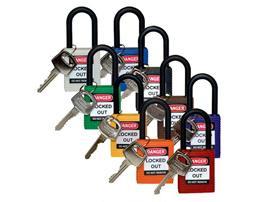 安全鎖具 上鎖挂牌 3