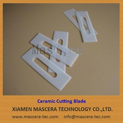 High Wear Resistance/Film Cutting Zirconia Ceramic Blade