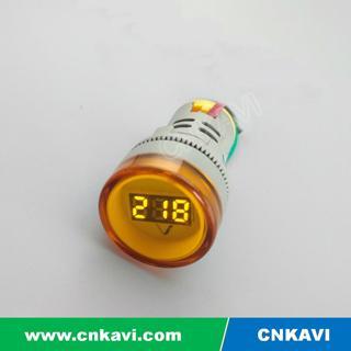 AC Digital Voltage Meter Voltmeter 22mm 1