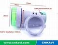 AC Digital Voltage Meter Voltmeter 22mm 3