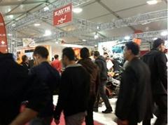 2017年伊朗两轮车展