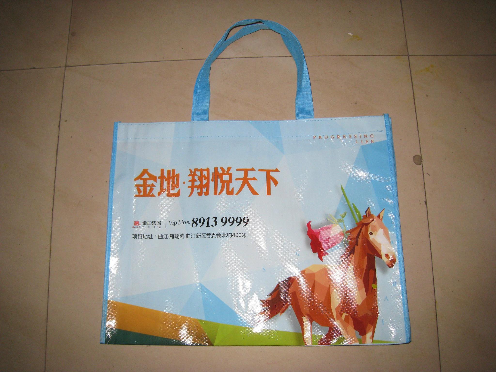 廣州便宜環保袋定製 5