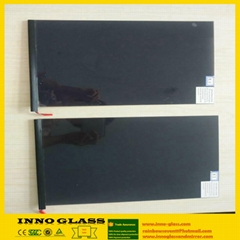 Dark Black Electronic Switchable Adhesive Smart Film and Smart Glass