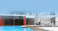 健身會所專用拆裝式泳池  西安友浪泳池 2